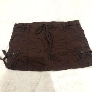 Hot Kiss Mini Skirt